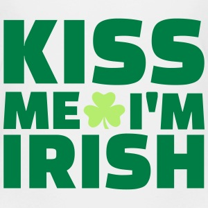 Kiss me I'm Irish T-Shirts - Kinder Premium T-Shirt