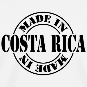 made_in_costa_rica_m1 T-Shirts - Männer Premium T-Shirt