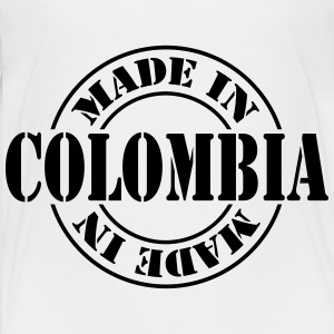made_in_colombia_m1 Shirts - Kinderen Premium T-shirt