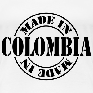 made_in_colombia_m1 T-shirts - Premium-T-shirt dam