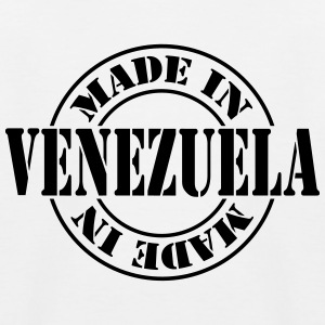 made_in_venezuela_m1 Shirts - Kinderen baseball T-shirt
