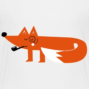 Lustige swag hipster comic fuchs fox T-Shirts - Teenager Premium T-Shirt