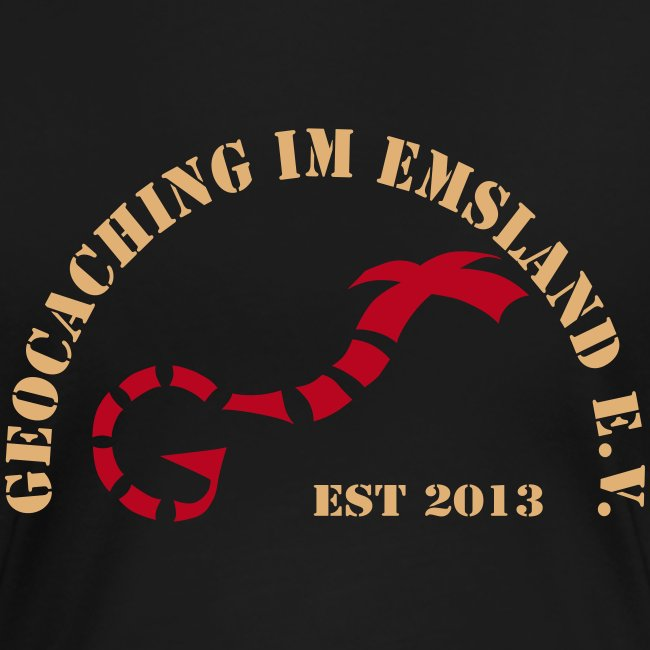 T-Shirt Damen, GiE Logo hinten, Name vorn