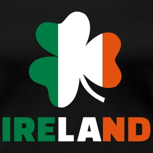 Ireland T-Shirts - Frauen Premium T-Shirt