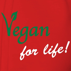 Vegan for life - Frauen Premium Kapuzenjacke