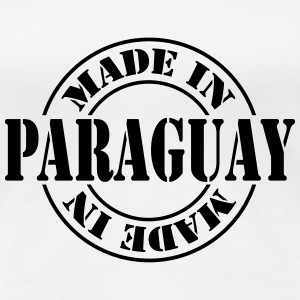 made_in_paraguay_m1 T-Shirts - Frauen Premium T-Shirt