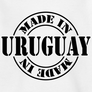 made_in_uruguay_m1 Shirts - Teenage T-shirt
