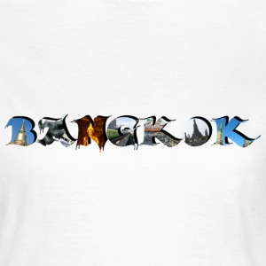 Bangkok Thailand images in  T-Shirts - Women's T-Shirt