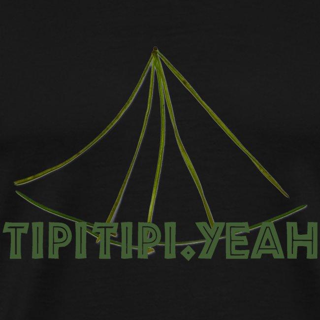 TipiTipi.yeah, Männer T-shirt