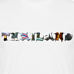 Thailand Pictures  T-Shirts - Men's T-Shirt