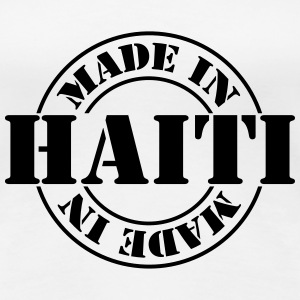 made_in_haiti_m1 Tee shirts - T-shirt Premium Femme