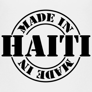 made_in_haiti_m1 Skjorter - Premium T-skjorte for tenåringer