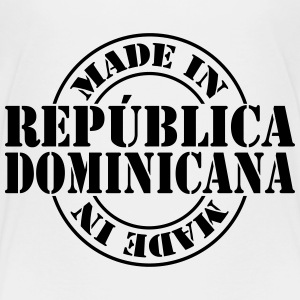 made_in_republica_dominicana_m1 Camisetas - Camiseta premium adolescente