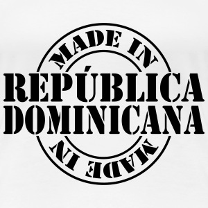 made_in_republica_dominicana_m1 Tee shirts - T-shirt Premium Femme