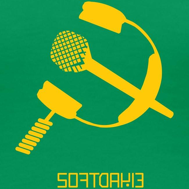 Softday headphone/mic logo