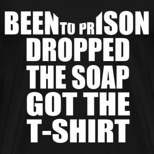 Soap On A Rope T-Shirts - Men's Premium T-Shirt