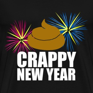 Crappy New Year T-Shirts - Men's Premium T-Shirt