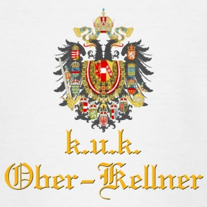 k.u.k. Oberkellner T-Shirts - Teenager T-Shirt
