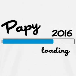 Papy 2016 loading Tee shirts - T-shirt Premium Homme