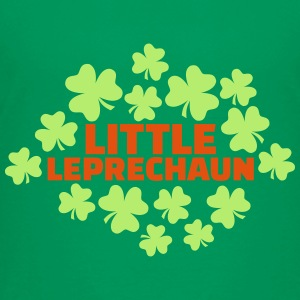 Little Leprechaun T-Shirts - Kinder Premium T-Shirt