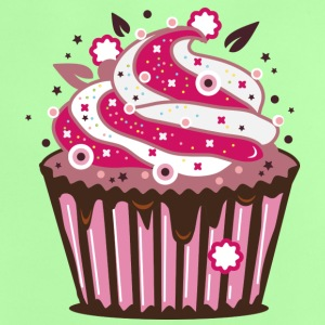 A cupcake with frosting Shirts - Baby T-Shirt