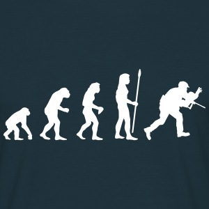 paintball_evolution T-Shirts - Men's T-Shirt