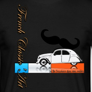 french_classicart Tee shirts - T-shirt Homme