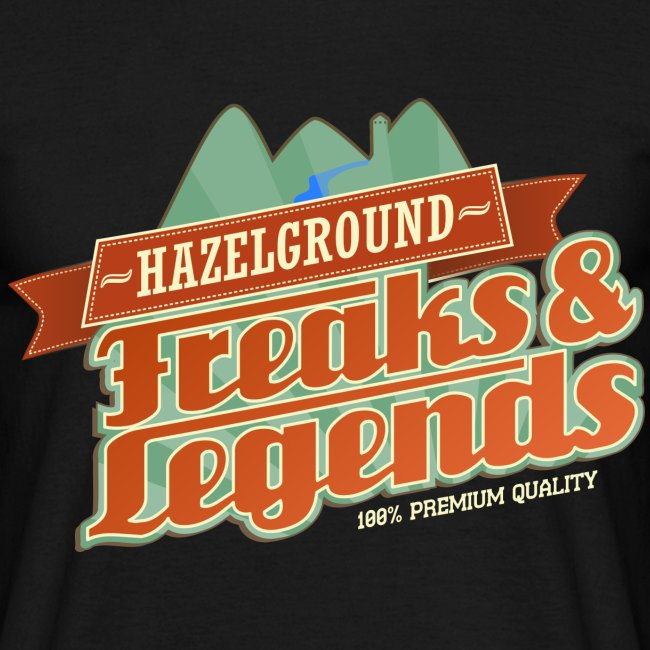 Hazelground - Freaks & Legends II