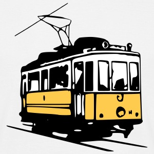 Tram historique / historic Tram  T-Shirts - Men's T-Shirt
