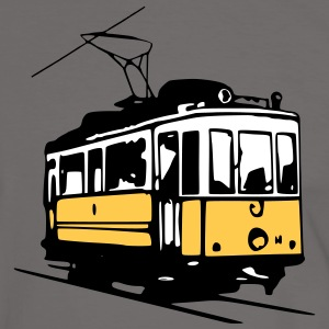 Tram historique / historic Tram  T-Shirts - Men's Ringer Shirt