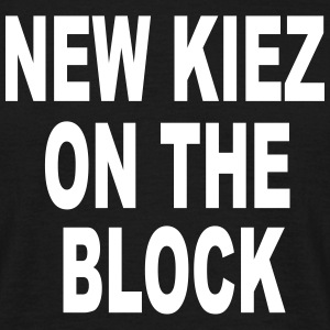 new kiez on the block - Männer T-Shirt