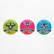 Design ~ W3Training_Badges_Hoodie