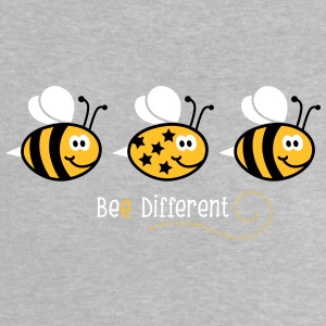 Be different - be yourself - Biene - Bee - 3C T-Shirts - Baby T-Shirt