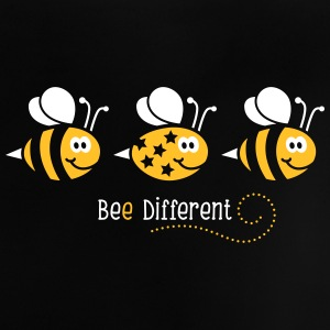 Be different - be yourself - Biene - Bee - 2C T-Shirts - Baby T-Shirt