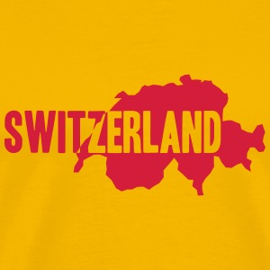 Switzerland T-Shirts - Men's Premium T-Shirt
