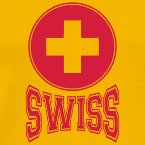 Swiss Design T-Shirts - Men's Premium T-Shirt