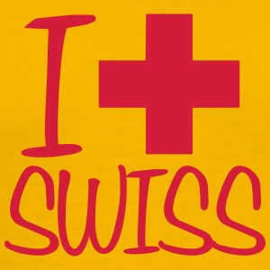 I Love Swiss T-Shirts - Men's Premium T-Shirt