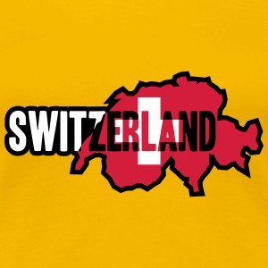 Switzerland T-Shirts - Women's Premium T-Shirt