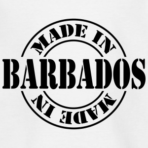 made_in_barbados_m1 Shirts - Teenager T-shirt