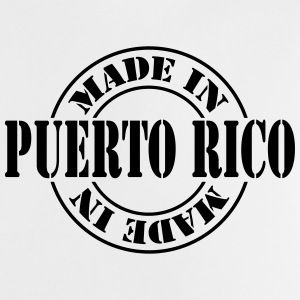 made_in_puerto_rico_m1 Camisetas - Camiseta bebé