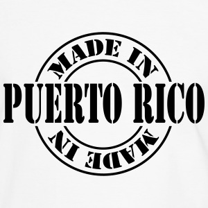 made_in_puerto_rico_m1 Tee shirts - T-shirt contraste Homme