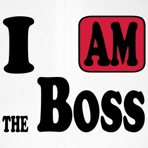 I am the Boss Casquettes et bonnets - Casquette Flexfit