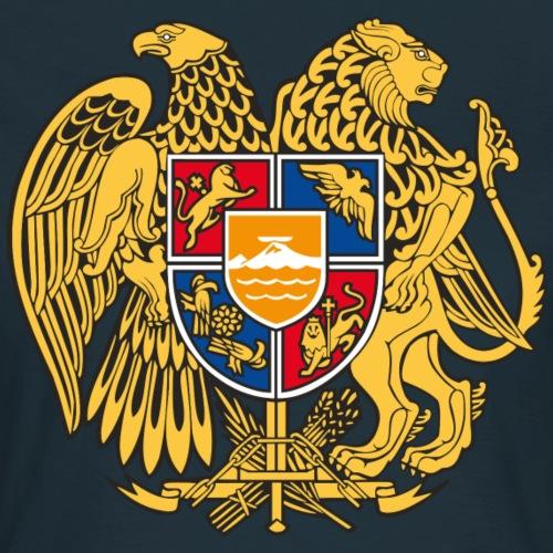03 Armenien Wappen Armenia Армения T-Shirts