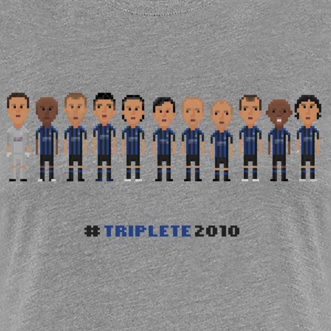 Women T-Shirt - Triplete 2010