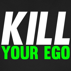 Kill Your Ego Kepsar & mössor - Basebollkeps