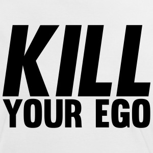 Kill Your Ego T-shirts - Dame kontrast-T-shirt