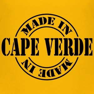 made_in_cape_verde_m1_eps Shirts - Kinderen Premium T-shirt