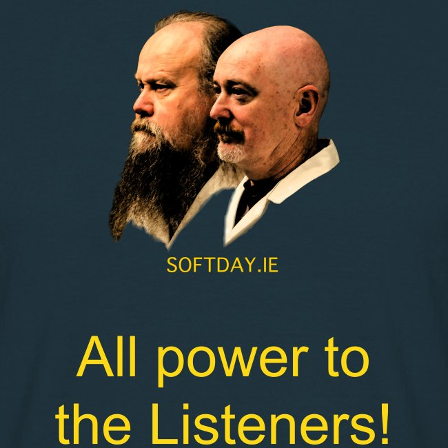 All the power to listeners!