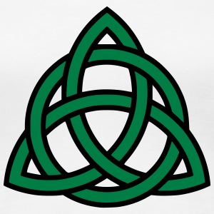Celtic knot T-Shirts - Frauen Premium T-Shirt