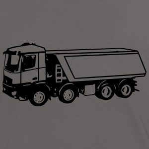 Camion / Lorry / Truck T-Shirts - Women's Ringer T-Shirt